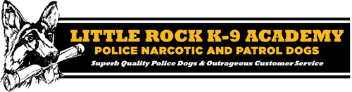 Little Rock K-9 Academy
